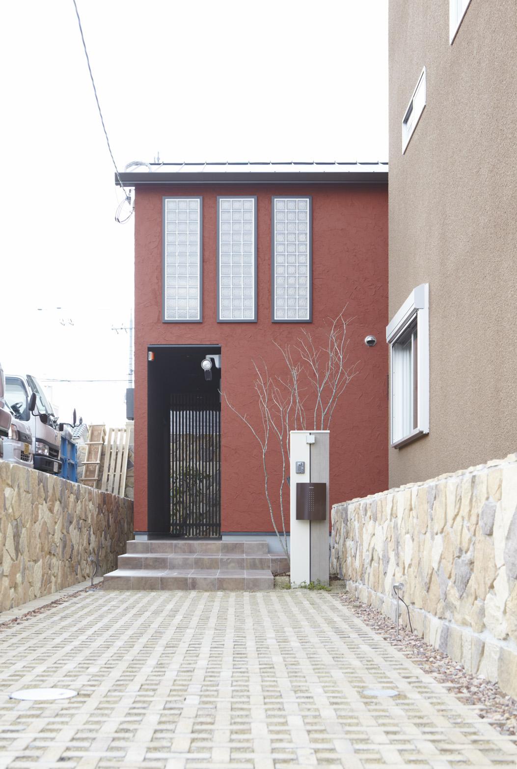 【施工例集】ハイキューブ豊中緑丘 ver.2 中庭