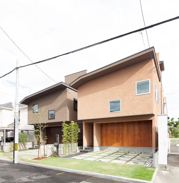 【新築戸建】ハイキューブ豊中末広 (大阪 デザイナーズハウス)