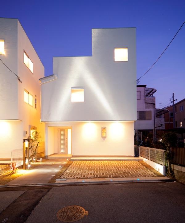 【新築戸建】ハイキューブ豊中曽根西町 (豊中デザイナーズハウス)