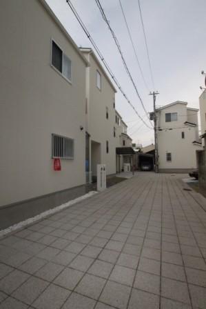 【施工例集】ハイキューブkyoto東寺 (街並みづくり)